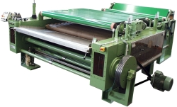 PWS 80 with Return Conveyor Device (2 Conveyors) for roll felt