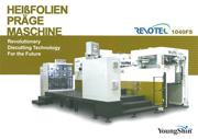 Heißfolienprägemaschine 1040FS