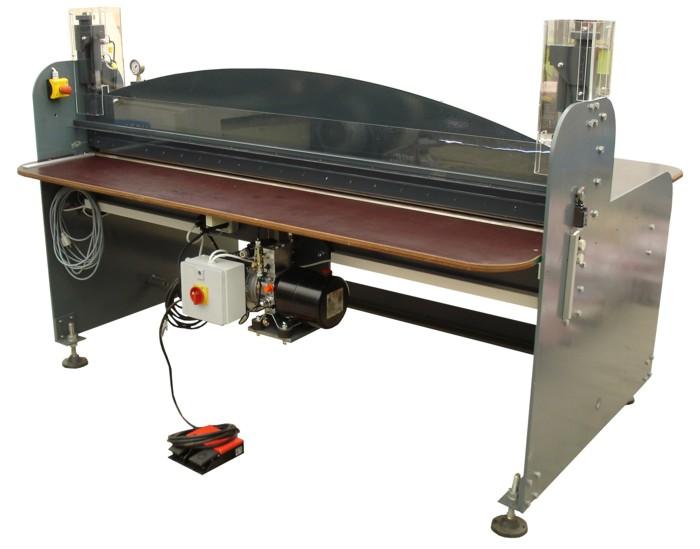 Rilliermaschine Bild 1