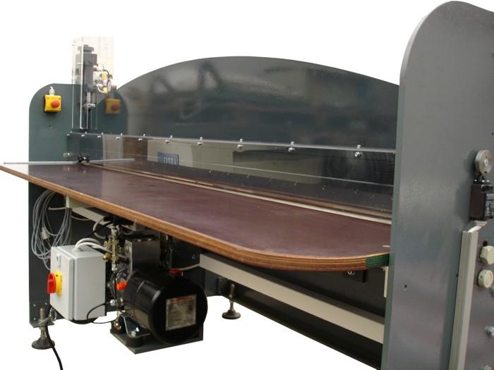 Rilliermaschine Bild 2