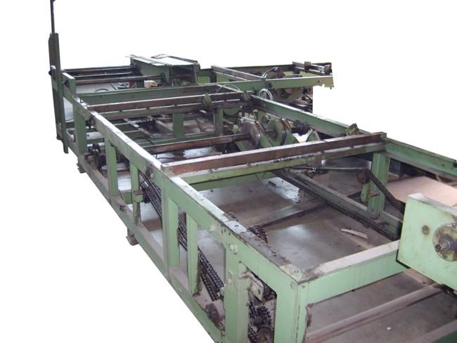Escomat Karton-Falt- & Klebemaschine vor dem Umbau - Bild 2