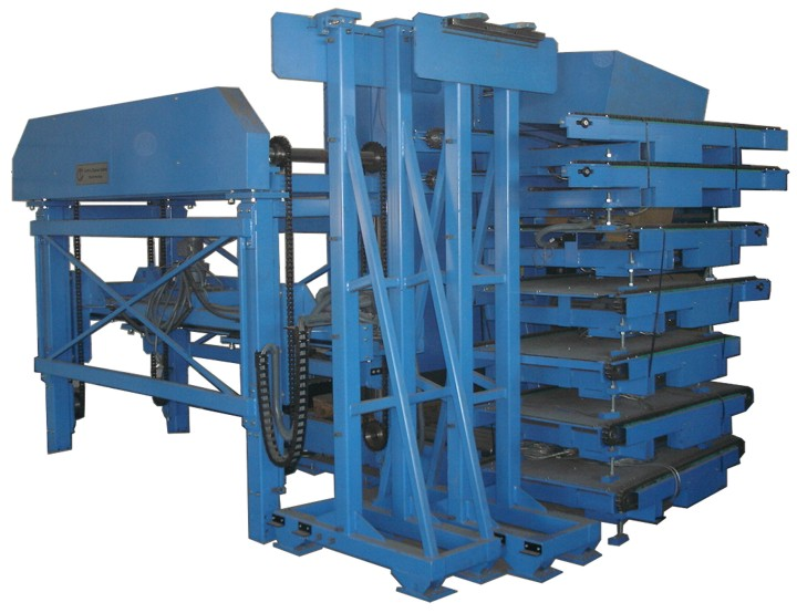 Fördersystem Krifft & Zipsner Maschinenbau Bild 1