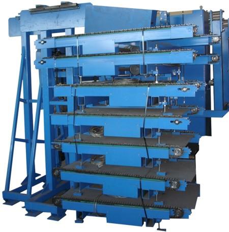 Fördersystem Krifft & Zipsner Maschinenbau Bild 2