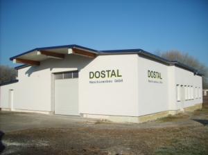 Stanzmaschinen-Hersteller Dostal - Gebäude 2