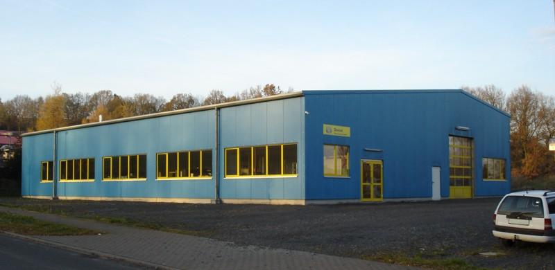 Stanzmaschinen-Hersteller Dostal - Gebäude 1